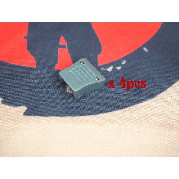 SCG cord-end clip (FG -4pcs)