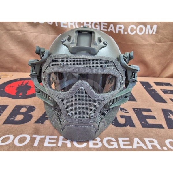 SCG Tactical Fully Protection Helmet (FG)