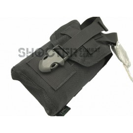 TMC MLCS Canteen Pouch W Protective Insert ( BK )