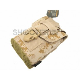 TMC MLCS Canteen Pouch W Protective Insert ( AOR1 )