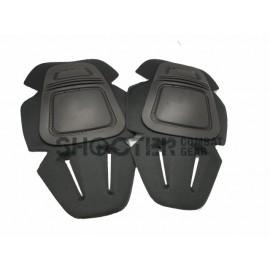 TMC DP style knee Pads Set ( Black )