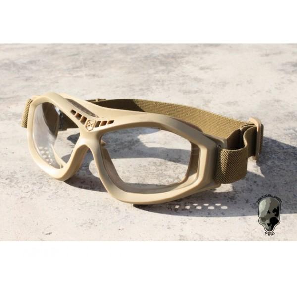 TMC BANT Airsoft Goggle (KHAKI)