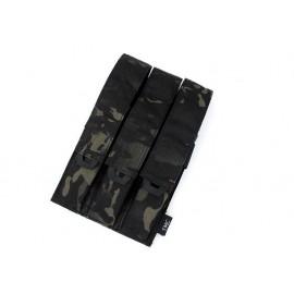 TMC QUOP TRI KRISS Mag Pouch ( Multicam Black )