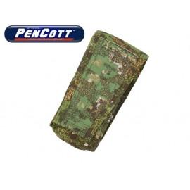 TMC C Single M4 Vertical Pouch ( PenCott GreenZone )