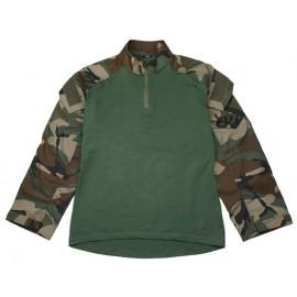 TMC L9 Combat Shirts ( Woodland )