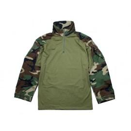 TMC ORG Cutting G3 Combat Shirt ( Woodland )