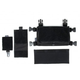 TMC MCR Front Set ( Black)