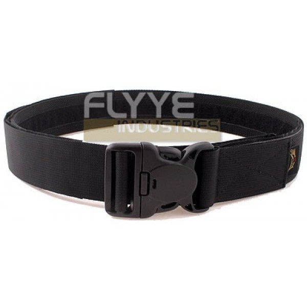 Flyye Duty Belt With Security Buckle (KHAKI-Size M)