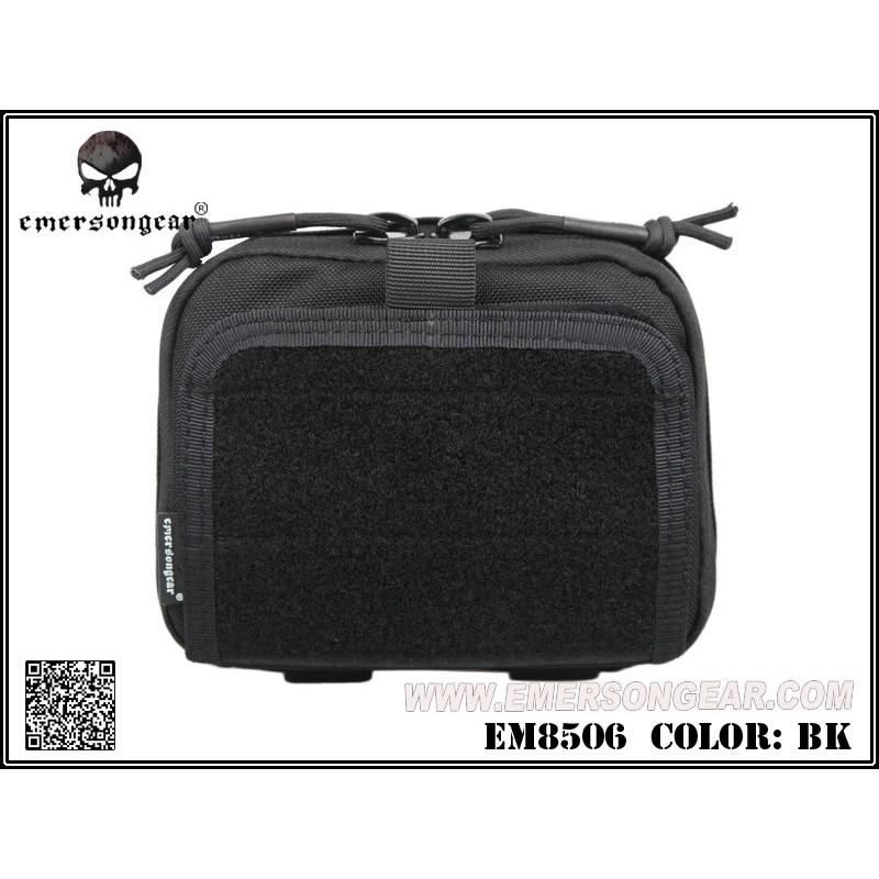 Emerson Tactical MOLLE Combat Multi-Purpose ADMIN POUCH Mappa Borsa Caccia Marsupio MC