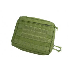 TMC MOLLE Flat Square Utility Pouch ( OD)