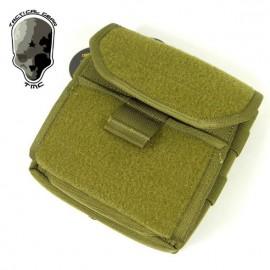 TMC KMT Combat Admin Pouch ( Khaki )