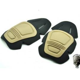 TMC DP style knee Pads Set ( KHAKI)