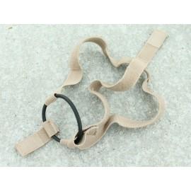 TMC Goggle Quick Release Helmet Lanyard ( Sand )