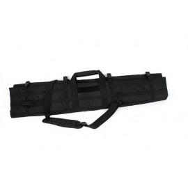 TMC 126 to 130 CM Sniper Gun Case ( Black)