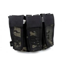TMC AVS style Mag Pouch (Multicam Black)