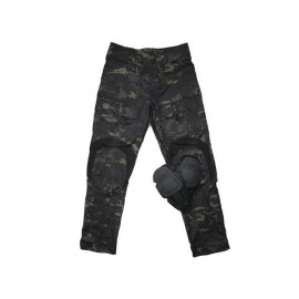 TMC ORG Cutting G3 Combat Pants ( Multicam Black )