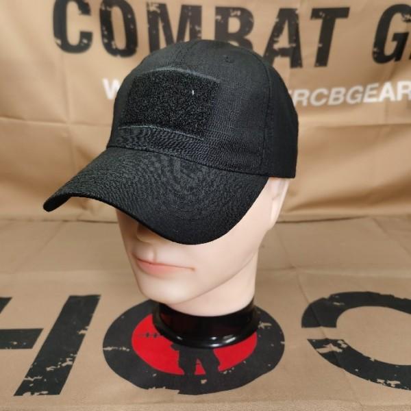 SCG Hook and Loop Baseball Cap ( BK )