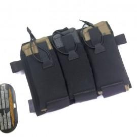TMC Tri QD Pouch for JPC2 AVS SPC ( BK )