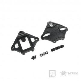 PTS MTEK FLUX Shroud with NVG mount (Black)