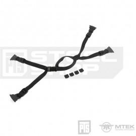 PTS MTEK FLUX Retention System- Black