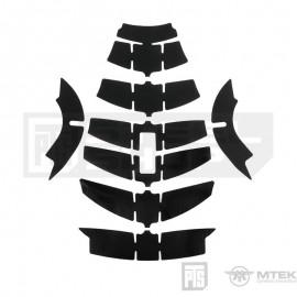 PTS MTEK FLUX Interior Velcro Kit