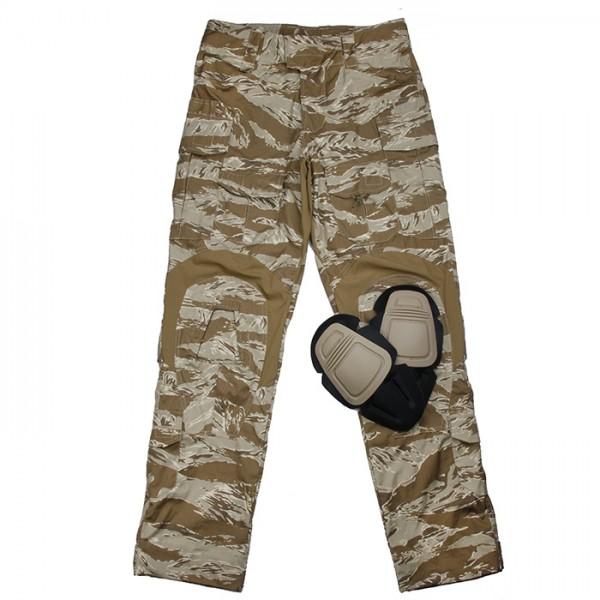 TMC ORG Cutting G3 Combat Pants ( Sand Tigerstripe )