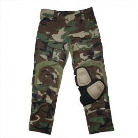TMC ORG Cutting G3 Combat Pants ( Woodland )