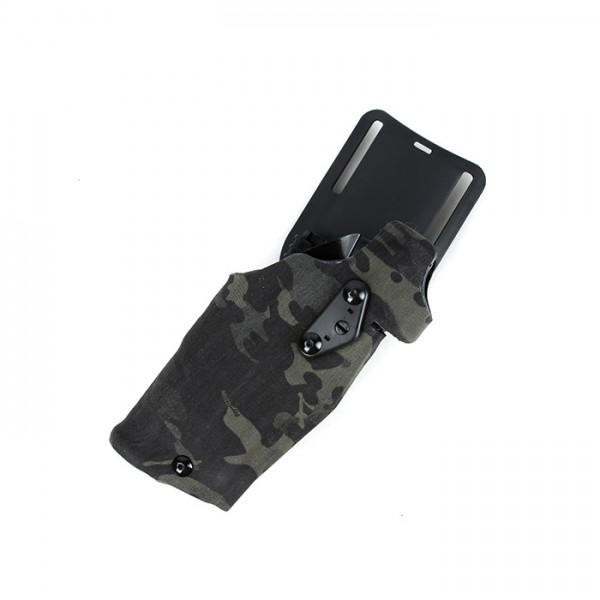 TMC 63DO Holster for G17 18 with QL Mount ( Multicam Black )