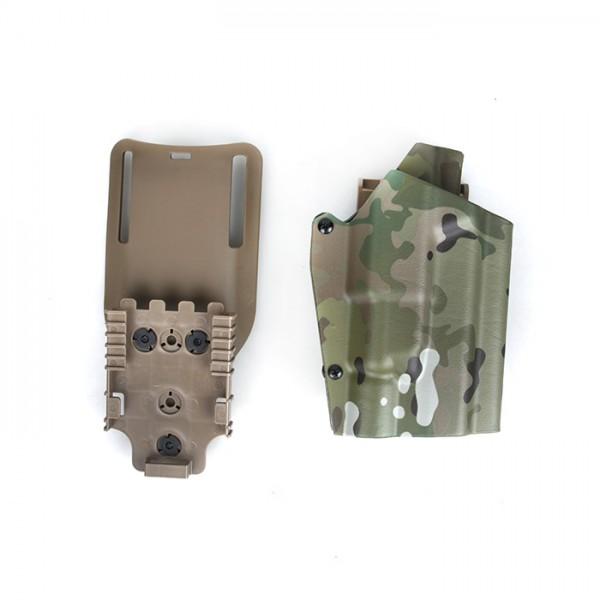 TMC X300 Light-Compatible For GBB Glock ( Multicam )