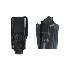 TMC X300 Light-Compatible For GBB Glock ( Multicam Black )