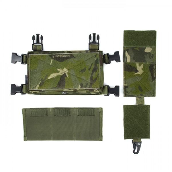 TMC MCR Front Set ( Multicam Tropic )
