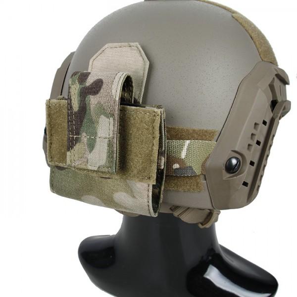 TMC Helmet 4 AA battery Pouch ( Multicam )