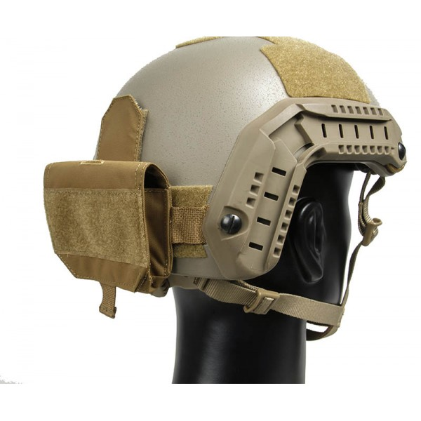 TMC Helmet 50/50 AGW Battery Pouch ( CB )