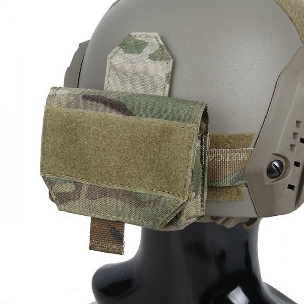 TMC Helmet 50/50 AGW Battery Pouch ( Multicam )