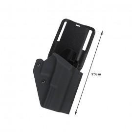 TMC 20Ver Kydex Holster Set for GBB Glock ( BK )