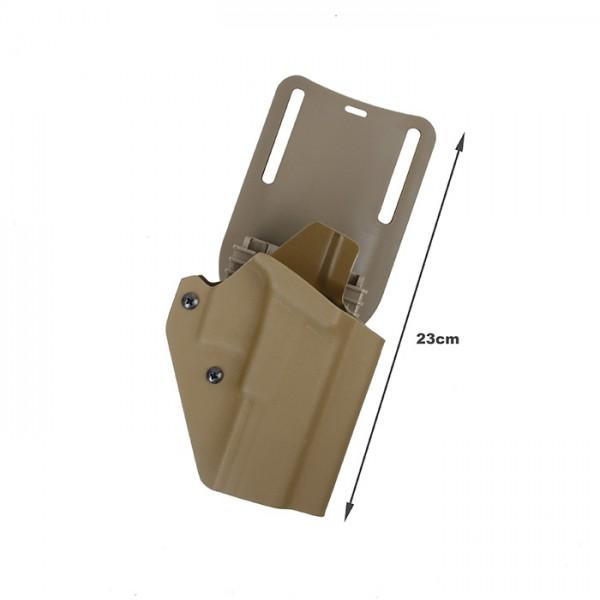 TMC 20Ver Kydex Holster Set for GBB Glock ( DE )