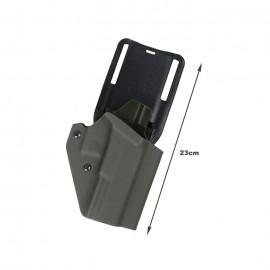 TMC 20Ver Kydex Holster Set for GBB Glock ( OD )