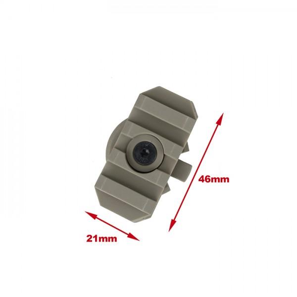 TMC Turnable ACR Rail Adapter ( DE )