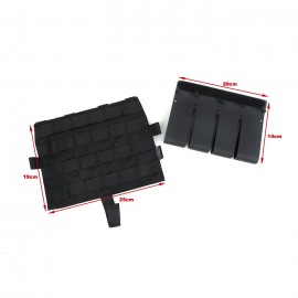 TMC SMG Kydex Panel for CP PC ( BK )