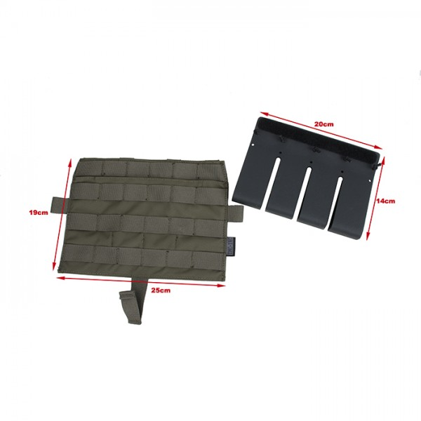 TMC SMG Kydex Panel for CP PC ( RG )