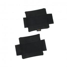 TMC Side Plate Pouch Pockets Set for FPC Tactical Vest (BK)