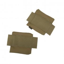 TMC Side Plate Pouch Pockets Set for FPC Tactical Vest (CB)
