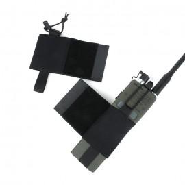 TMC Plate Carrier Interior WMV2 Radio Pouch ( BK )
