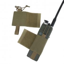 TMC Plate Carrier Interior WMV2 Radio Pouch ( CB )