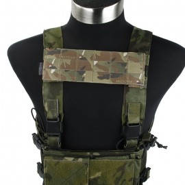 TMC MOLLE Panel for SS Chest Rig ( MC )