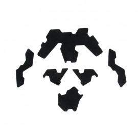 TMC Loop Kit For SF Helmet ( BK )