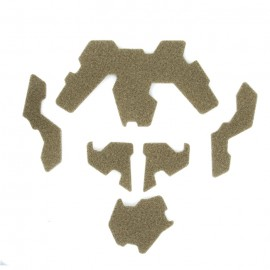 TMC Loop Kit For SF Helmet ( DE )