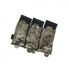 TMC Stackable TS Triple Pouch ( Multicam )