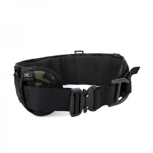 TMC Laser-Cut PALS Padded Belt Rigger Belt (MCBK)