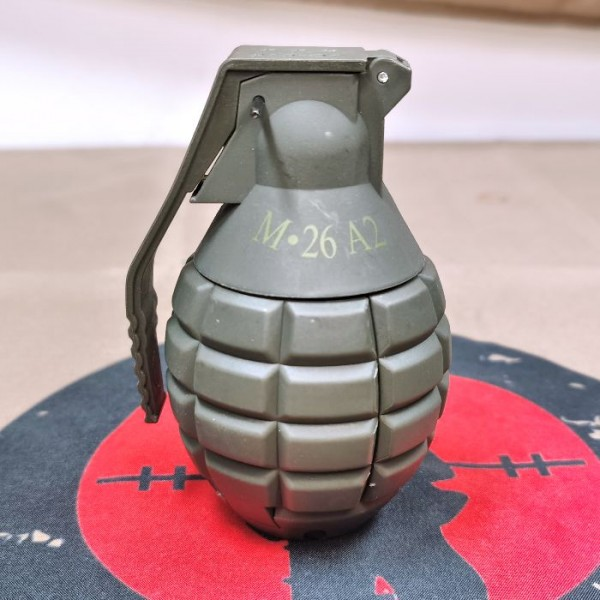 SCG M26 Style Spring-Powered 6mm BB Airsoft Grenade